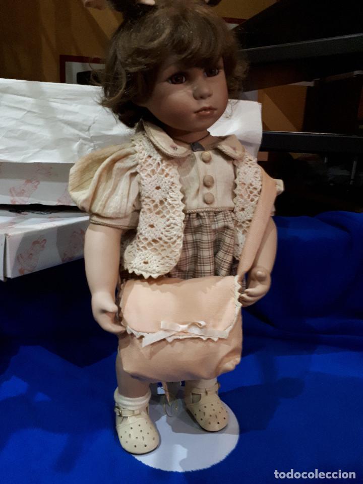 Muñecas Porcelana: MUñECA ANTIGUA PORCELANA COLECCION - Foto 6 - 276369553
