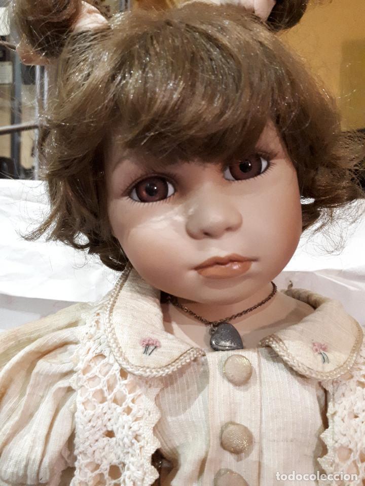 Muñecas Porcelana: MUñECA ANTIGUA PORCELANA COLECCION - Foto 8 - 276369553