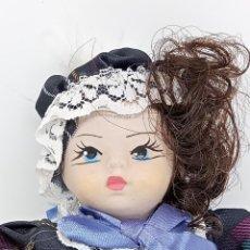 Muñecas Porcelana: MUÑECA DE PORCELANA Y RELLENO PARA COLECCIÓN O CASA DE MUÑECAS. Lote 276494948
