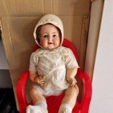 Muñecas Porcelana: MUÑECA DE PORCELANA. Lote 276784683