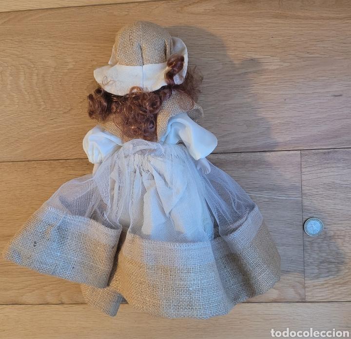 Muñecas Porcelana: MUÑECA DE PORCELANA - Foto 2 - 277103213