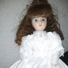 Muñecas Porcelana: MUÑECA DE PORCELANA HERITAGE 1988-1989. Lote 277304803