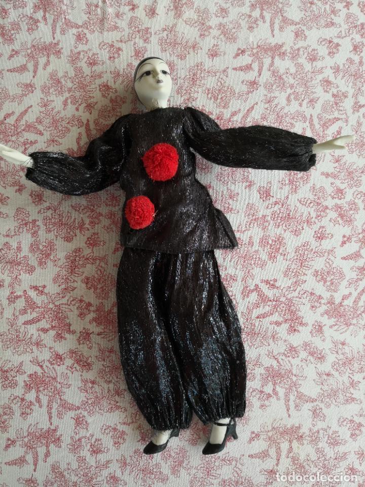 Muñecas Porcelana: Lote 2 muñecas porcelana y ceramica.desconocemos origen y antiguedad-Envío certificado gratuito - Foto 7 - 285554078