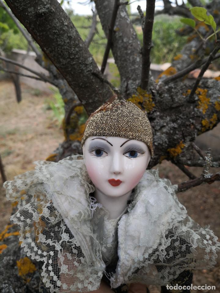 Muñecas Porcelana: Lote 2 muñecas porcelana y ceramica.desconocemos origen y antiguedad-Envío certificado gratuito - Foto 17 - 285554078