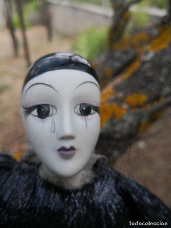 Muñecas Porcelana: Lote 2 muñecas porcelana y ceramica.desconocemos origen y antiguedad-Envío certificado gratuito - Foto 21 - 285554078