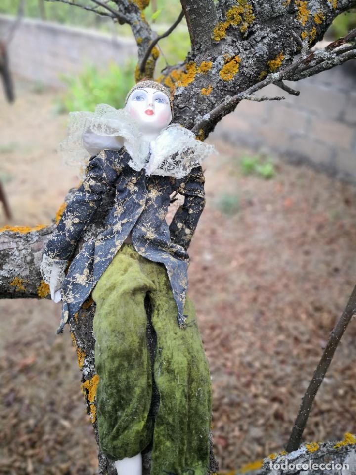 Muñecas Porcelana: Lote 2 muñecas porcelana y ceramica.desconocemos origen y antiguedad-Envío certificado gratuito - Foto 22 - 285554078