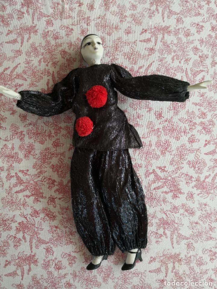 Muñecas Porcelana: Lote 2 muñecas porcelana y ceramica.desconocemos origen y antiguedad-Envío certificado gratuito - Foto 28 - 285554078