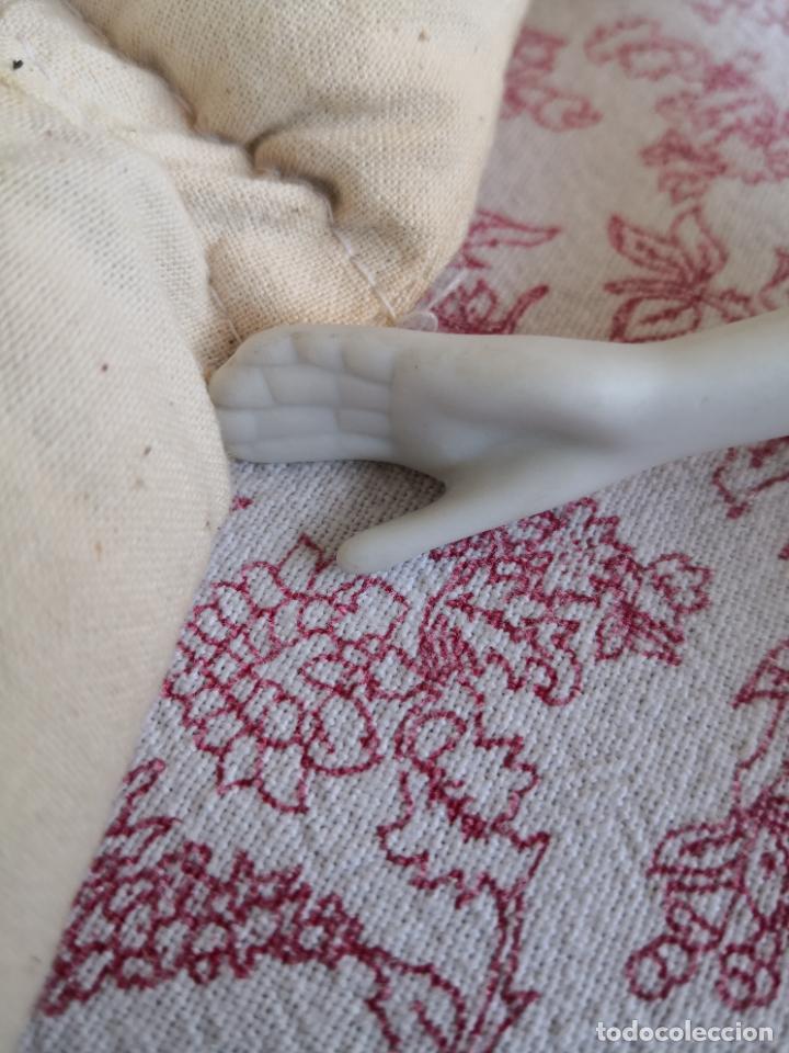 Muñecas Porcelana: Lote 2 muñecas porcelana y ceramica.desconocemos origen y antiguedad-Envío certificado gratuito - Foto 32 - 285554078