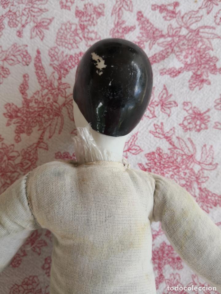 Muñecas Porcelana: Lote 2 muñecas porcelana y ceramica.desconocemos origen y antiguedad-Envío certificado gratuito - Foto 35 - 285554078