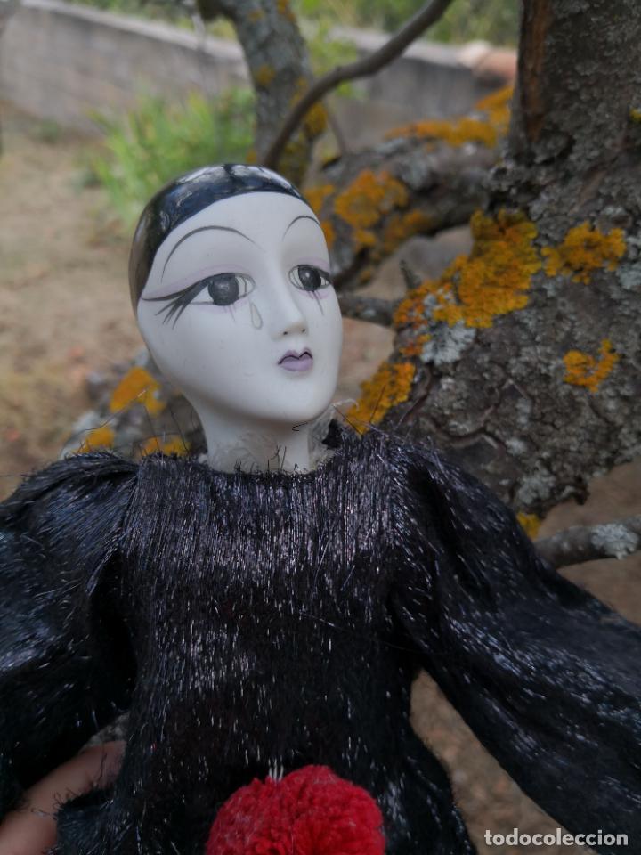 Muñecas Porcelana: Lote 2 muñecas porcelana y ceramica.desconocemos origen y antiguedad-Envío certificado gratuito - Foto 36 - 285554078