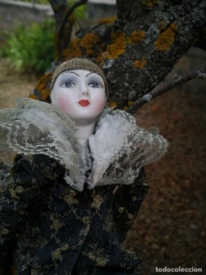 Muñecas Porcelana: Lote 2 muñecas porcelana y ceramica.desconocemos origen y antiguedad-Envío certificado gratuito - Foto 40 - 285554078