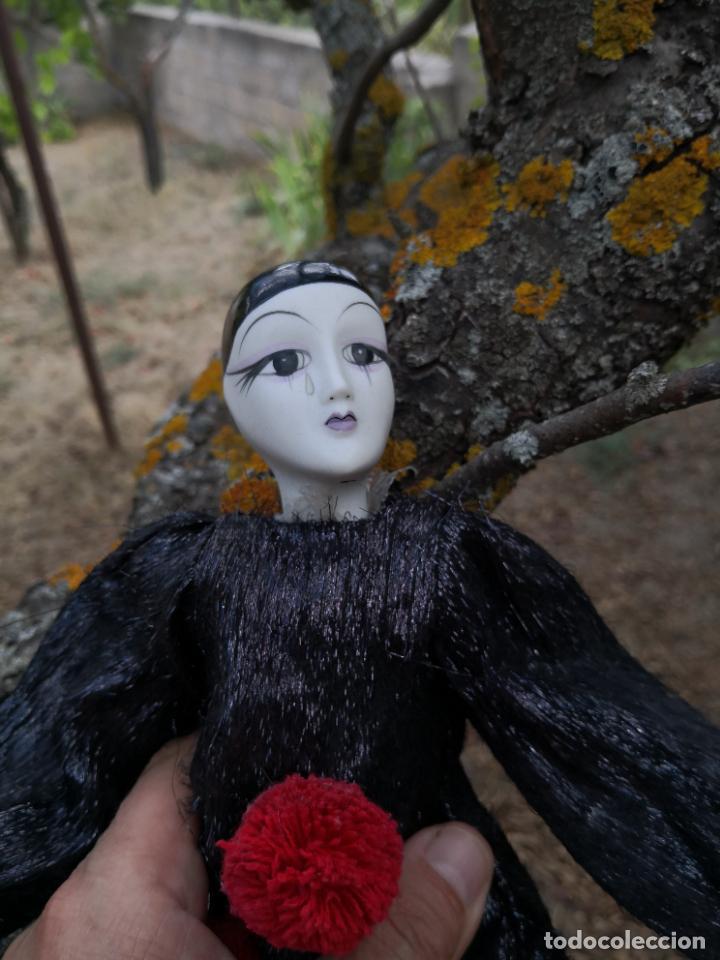 Muñecas Porcelana: Lote 2 muñecas porcelana y ceramica.desconocemos origen y antiguedad-Envío certificado gratuito - Foto 42 - 285554078