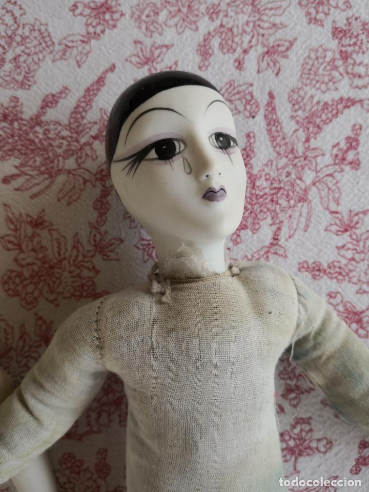 Muñecas Porcelana: Lote 2 muñecas porcelana y ceramica.desconocemos origen y antiguedad-Envío certificado gratuito - Foto 43 - 285554078