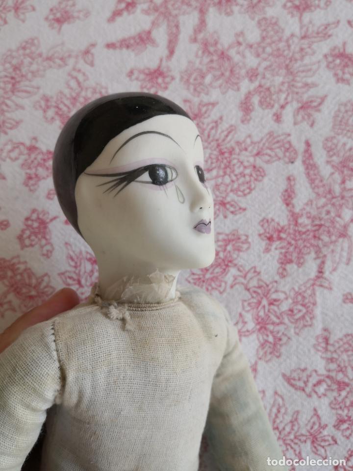 Muñecas Porcelana: Lote 2 muñecas porcelana y ceramica.desconocemos origen y antiguedad-Envío certificado gratuito - Foto 54 - 285554078
