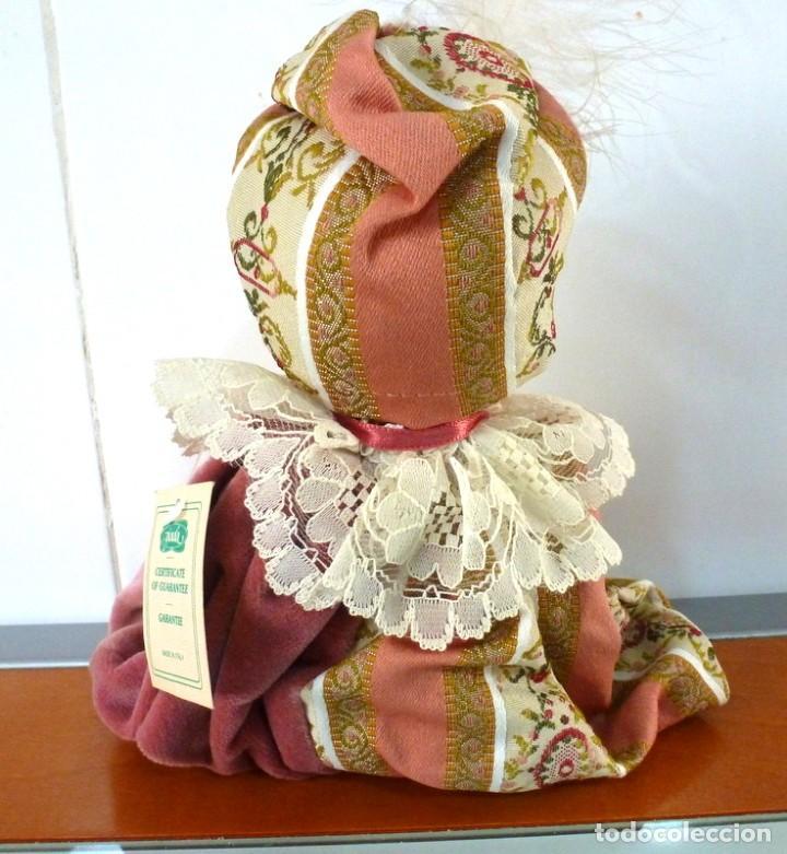 Muñecas Porcelana: Muñeca italiana de porcelana -Foto 893 - Medidas 24 X 11 cts.Peso 520 grs - Foto 2 - 285985053