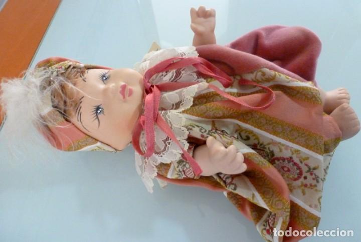 Muñecas Porcelana: Muñeca italiana de porcelana -Foto 893 - Medidas 24 X 11 cts.Peso 520 grs - Foto 4 - 285985053