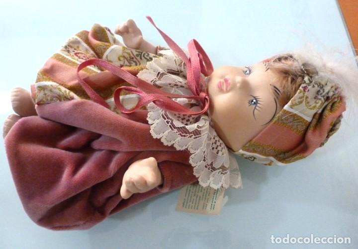 Muñecas Porcelana: Muñeca italiana de porcelana -Foto 893 - Medidas 24 X 11 cts.Peso 520 grs - Foto 5 - 285985053