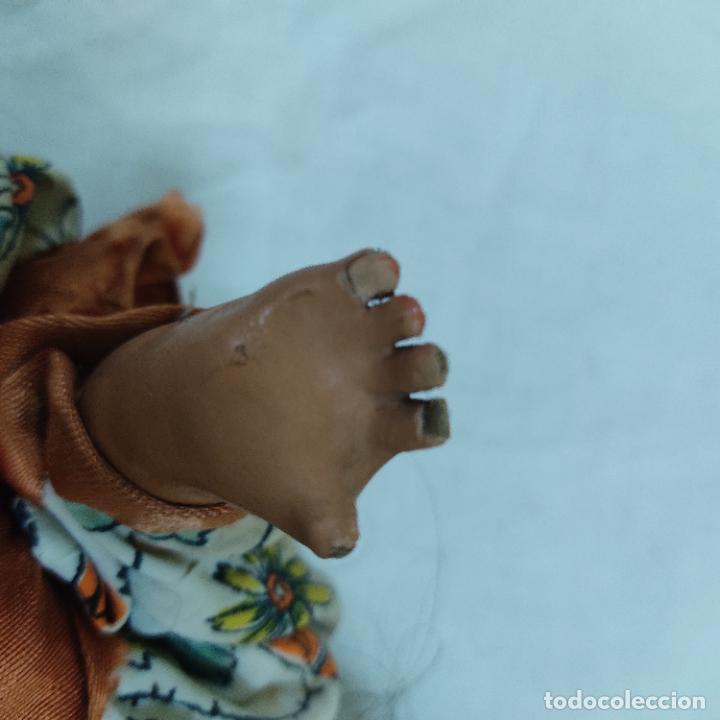 Muñecas Porcelana: PRECIOSA MUÑECA JAPONESA VESTIDO DE ORIGEN 2062 B (5039/21) - Foto 5 - 286292923