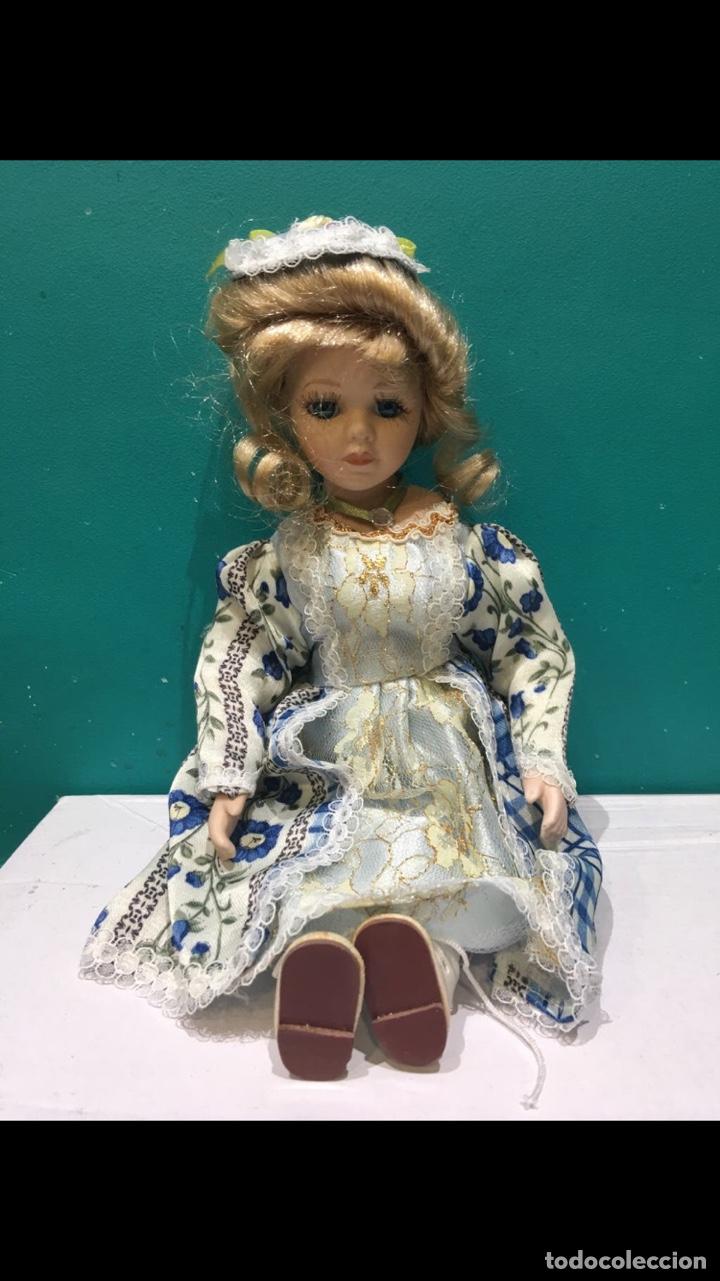 Muñecas Porcelana: Colección 15 muñecas de porcelana - Foto 9 - 286812968