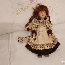 Muñecas Porcelana: MUÑECA ANTIGUA. Lote 288024003