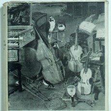 Catálogos de Música: PEQUEÑO DICCIONARIO MUSICAL.- BACH, RICARDO.. Lote 4360934