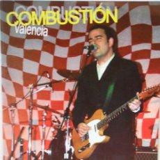 Catálogos de Música: FANZINE COMBUSTION VALENCIA - NUMERO 3 OTOÑO 2004. Lote 12743328