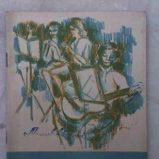Catálogos de Música: LA ORQUESTA ESCOLAR, POR GRACIELA PATIÑO ANDRADE DE COPES - RICORDI - 1970. Lote 17682268