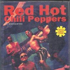 Catálogos de Música: RED HOT CHILLI PEPPERS. Lote 15535206
