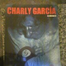 Catálogos de Música: CHARLY GARCIA, EL AGUANTE, POR ORLANDO DEL PORTE - OCEANO - LA MÁSCARA - ESPAÑA NUEVO!!!. Lote 24532766