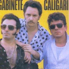Catálogos de Música: GABINETE CALIGARI. LIBRO - REVISTA 1989. Lote 15922153