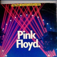 Catálogos de Música: PINK FLOYD LIBRO MONOGRAFICO DEL GRUPO . Lote 26668313