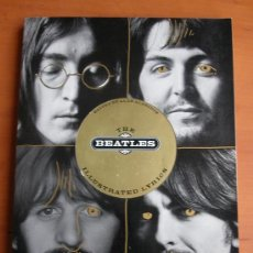 Catálogos de Música: THE BEATLES ILUSTRATED LYRICS. Lote 27085538