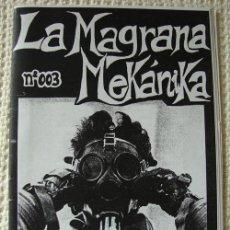 Catálogos de Música: FANZINE - LA MAGRANA MECANICA - NUMERO 003 - . Lote 17090121