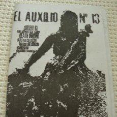 Catálogos de Música: FANZINE EL AUXILIO - NUMERO 13. Lote 17090348