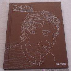 Catálogos de Música: SABINA , PALABRAS HECHAS CANCIONES - FISICA Y QUIMICA.. Lote 26138820