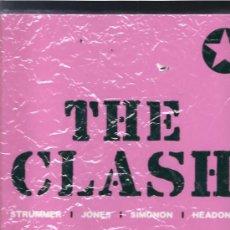 Catálogos de Música: THE CLASH. Lote 18533019