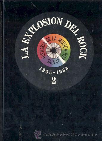 la explosion del rock // 1955 -1963 //// 180 pa - Comprar Catálogos ...