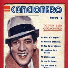 Catálogos de Música: CANCIONERO JOSE MOJICA . Lote 21570692