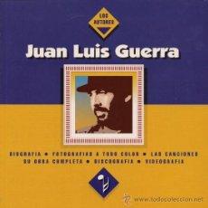 Catálogos de Música: JUAN LUIS GUERRA - (INCLUYE CD SINGLE) - 1993. Lote 26424515