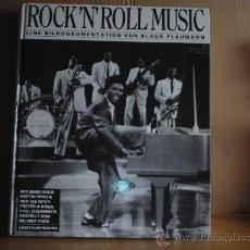 Catálogos de Música: LIBRO + 3 CD ---- ROCK ´N´ROLL MUSIC. Lote 25547210