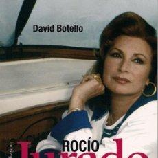 Catálogos de Música: ROCÍO JURADO TE QUEREMOS - DAVID BOTELLO (NUEVO). Lote 241760555