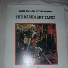 Catálogos de Música: BOB DYLAN AND THE BAND - THE BASEMENT TAPES. Lote 27025769