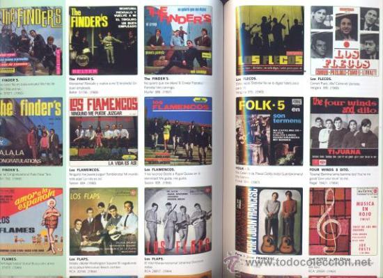 Catálogos de Música: UNA PAGINA DEL LIBRO - Foto 2 - 126430083