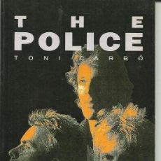 Catálogos de Música: THE POLICE - LIBRO COLECCION VIDEO ROCK SALVAT . Lote 28013791