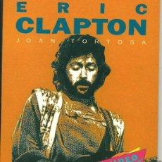 Catálogos de Música: ERIC CLAPTON COLECCION VIDEO ROCK SALVAT . Lote 28013814