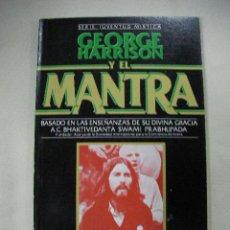 Catálogos de Música: GEORGE HARRISON Y EL MANTRA - ENVIO GRATIS PARA ESPAÑA. Lote 28298845