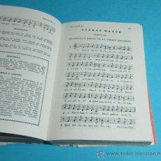 Catálogos de Música: CANTORAL GREGORIANO POPULAR. PARA LAS FUNCIONES RELIGIOSAS USUALES. Lote 28469287