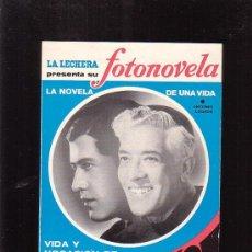 Catálogos de Música: LA NOVELA DE UNA VIDA, VIDA Y VOCACION DE JOSE MOJICA - EDITADO : AÑOS 60. Lote 29063462