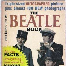 Catálogos de Música: THE BEATLES BOOK. Lote 29108804