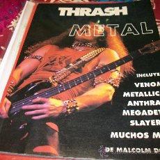 Catálogos de Música: THRASH METAL - VENOM , METALLICA , ANTHRAX , MEGADETH , SLAYER , NAPALM DEATH , EXODUS ,Y MUCHOS MAS. Lote 29188981